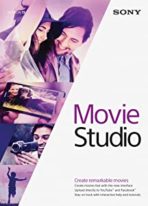 Sony Movie Studio 13 [Download]