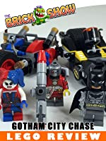 LEGO Batman Gotham City Cycle Chase Review (76053)