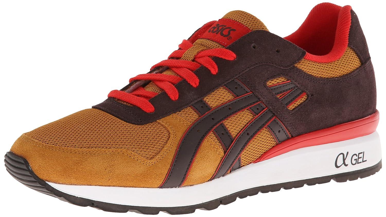 ASICS GT II Retro Sneaker B00D46YM88 8.5 D(M) US|Tan