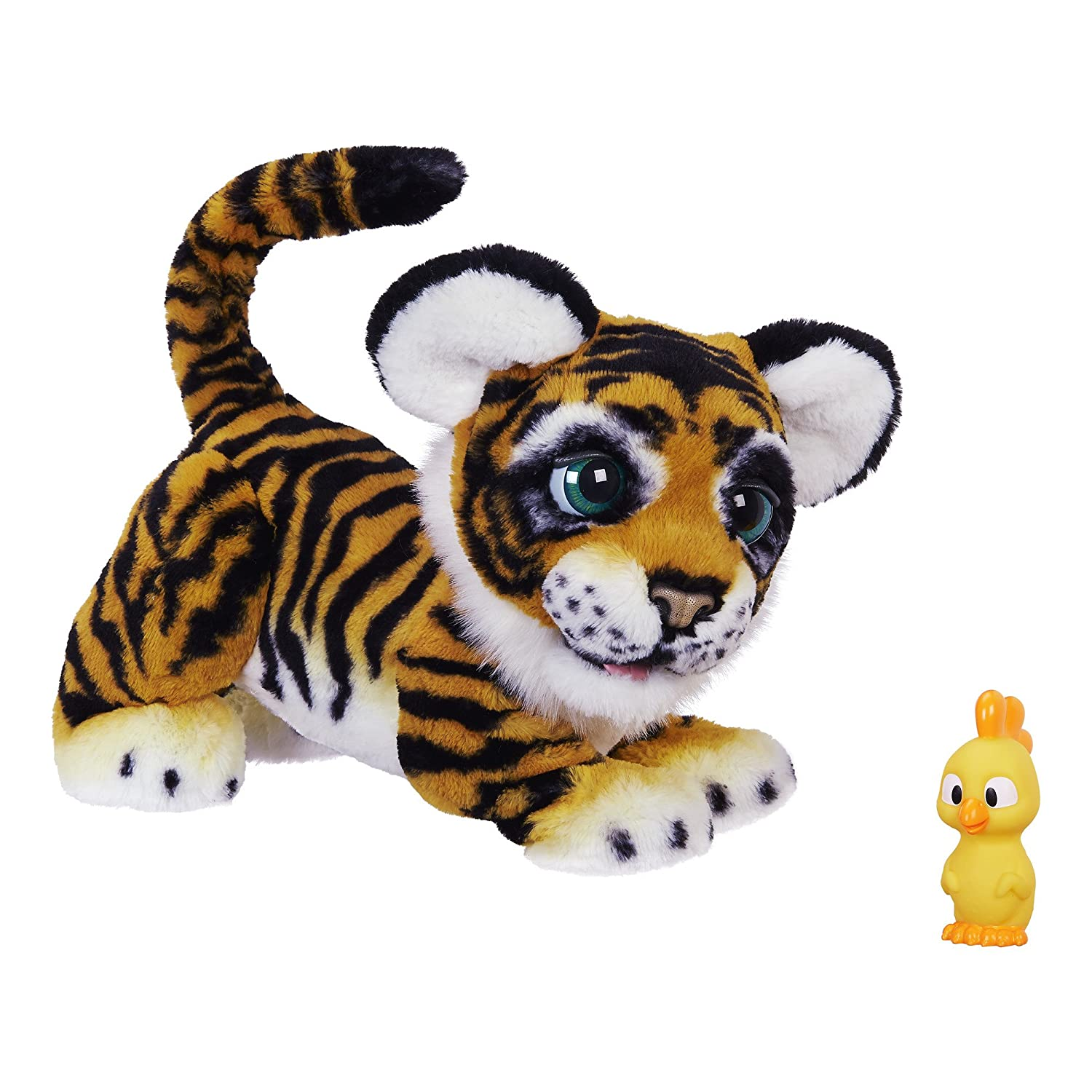 You can buy the furReal Roarin' Tyler, the Playful Tiger here