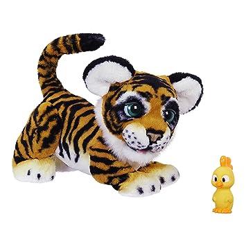 FurReal Friends – b90711010 Peluche – Tyler – , el Tigre Jugador