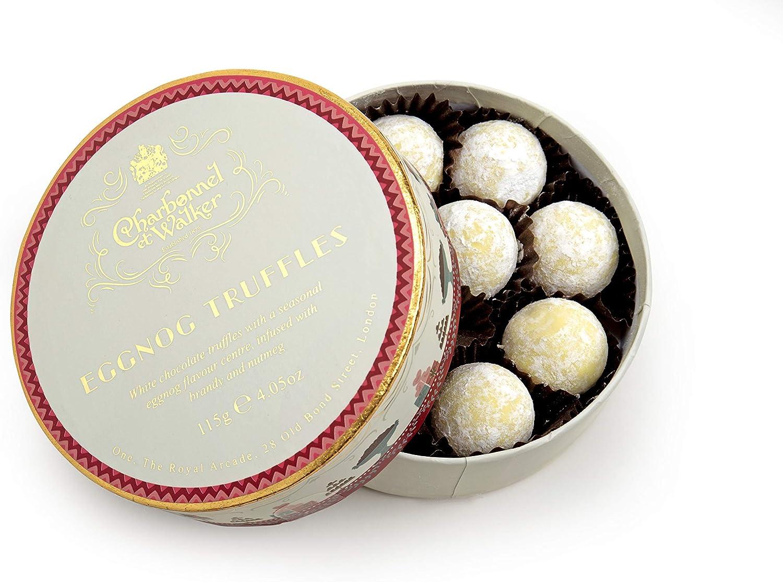 Charbonnel et Walker - Trufas de huevo (115 g)