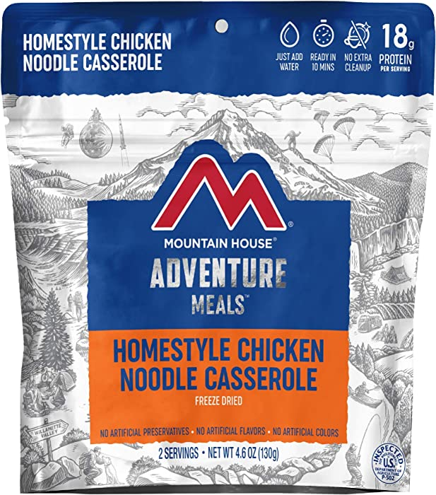 Updated 2021 – Top 10 Mountain House Heated Food