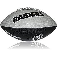 Wilson Football NFL Junior Oakland Raiders Logo