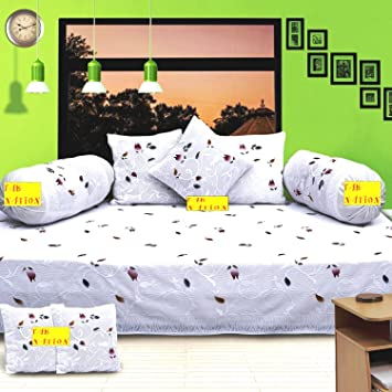 715eca6e6 Buy FAB NATION Polyester 1 Single Bed Sheet