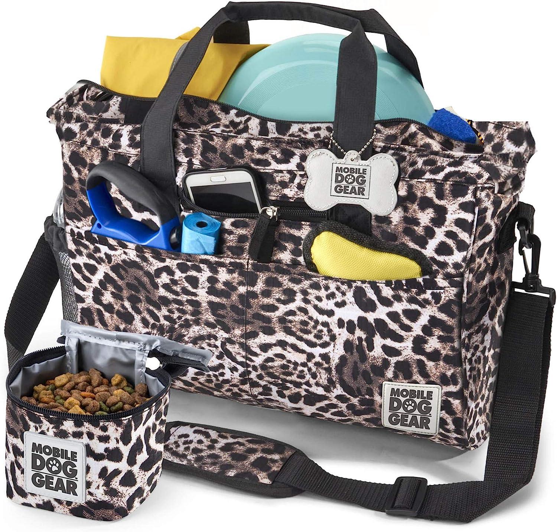Overland Dog Gear Gear Day Away Tote Bag (Animal Print)