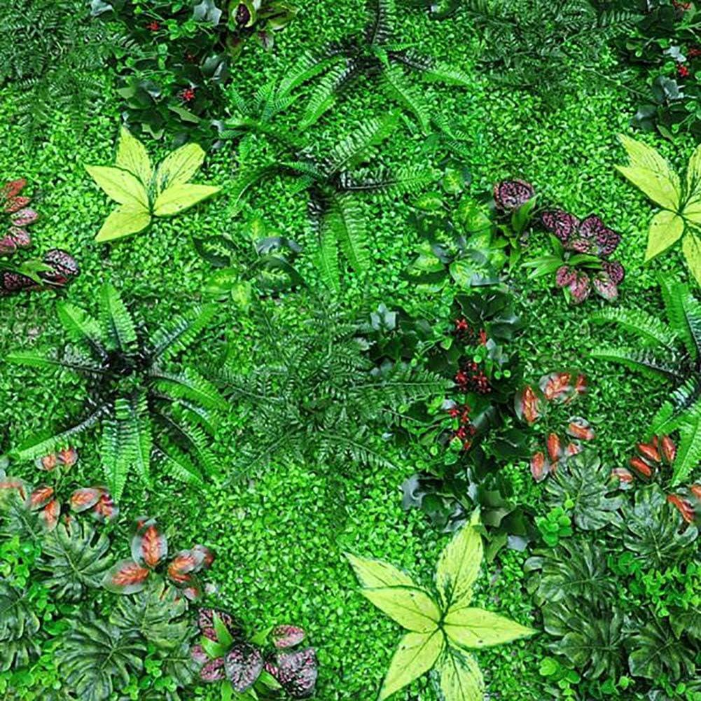 Mur De Plantes Haie Artificielle Mur De Feuille TTIK Lot De 5 Panneaux De Cl/ôture De Buis De 40X 60 Cm pour Cl/ôture Dintimit/é Int/érieur Et Ext/érieur