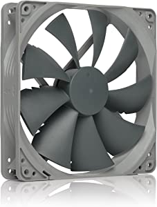 Noctua NF-P14s redux-1200 PWM, Quiet Fan, 4-Pin, 1200 RPM (140mm, Grey)