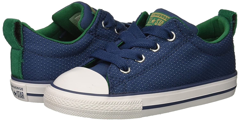 Converse Kids Chuck Taylor All Star Street Slip on Low Top Sneaker 662341F