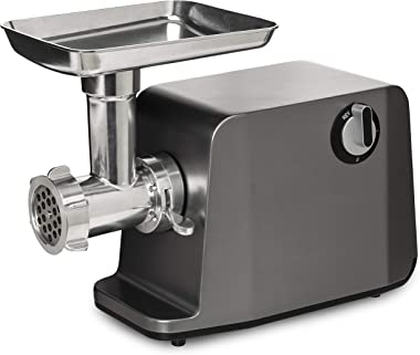 Luvele Eclipse Stainless Steel Electric Meat Grinder