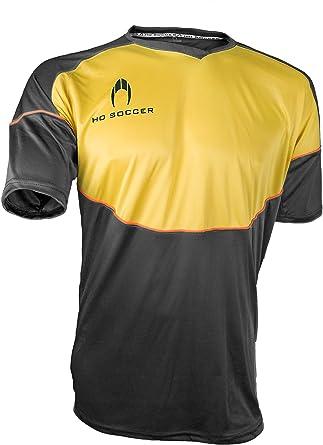 Ho soccer Legacy Camiseta de Portero Manga Corta, niños, Negro ...