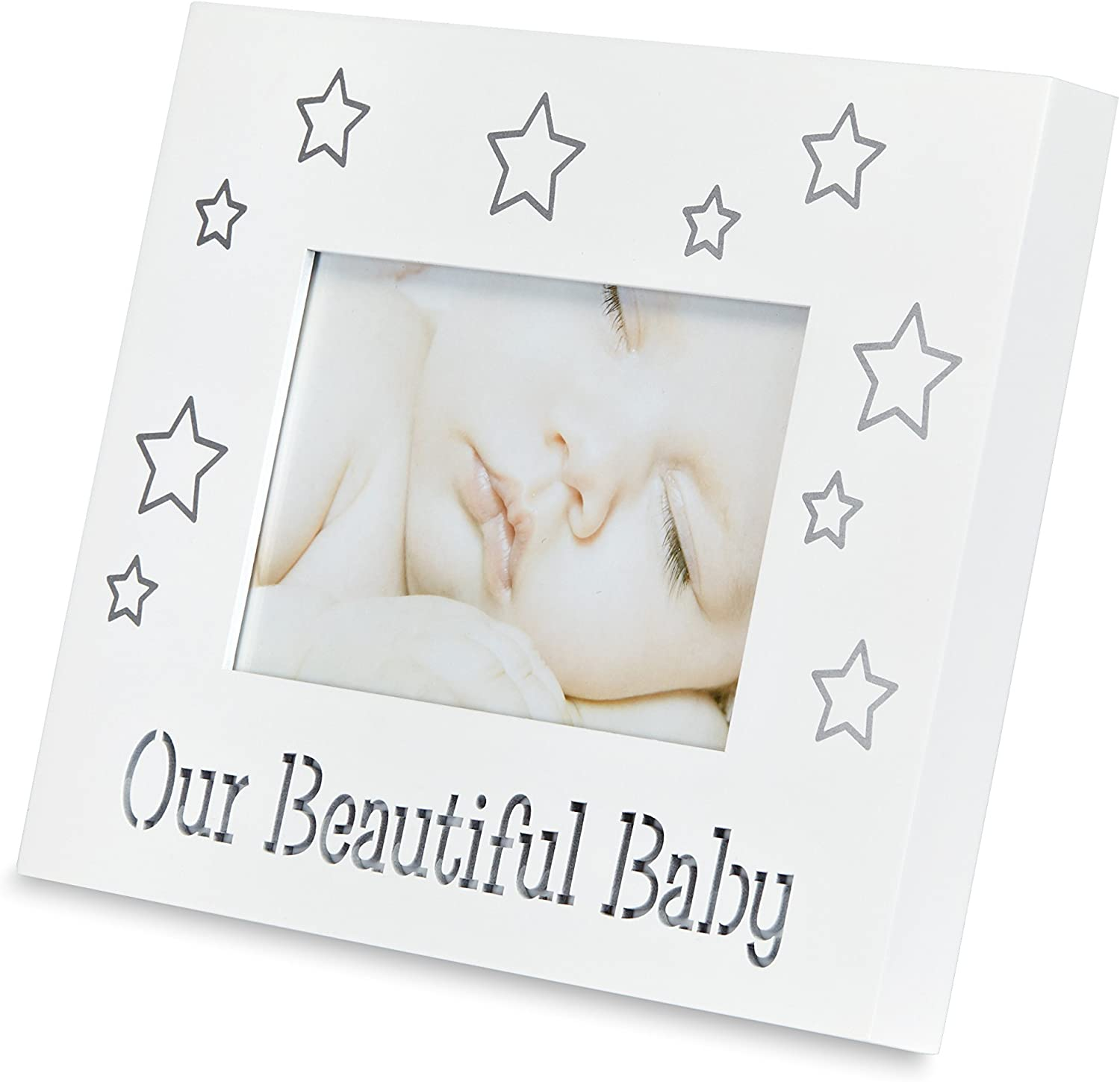Our Beautiful Baby babuqee Led Baby Photo Frame