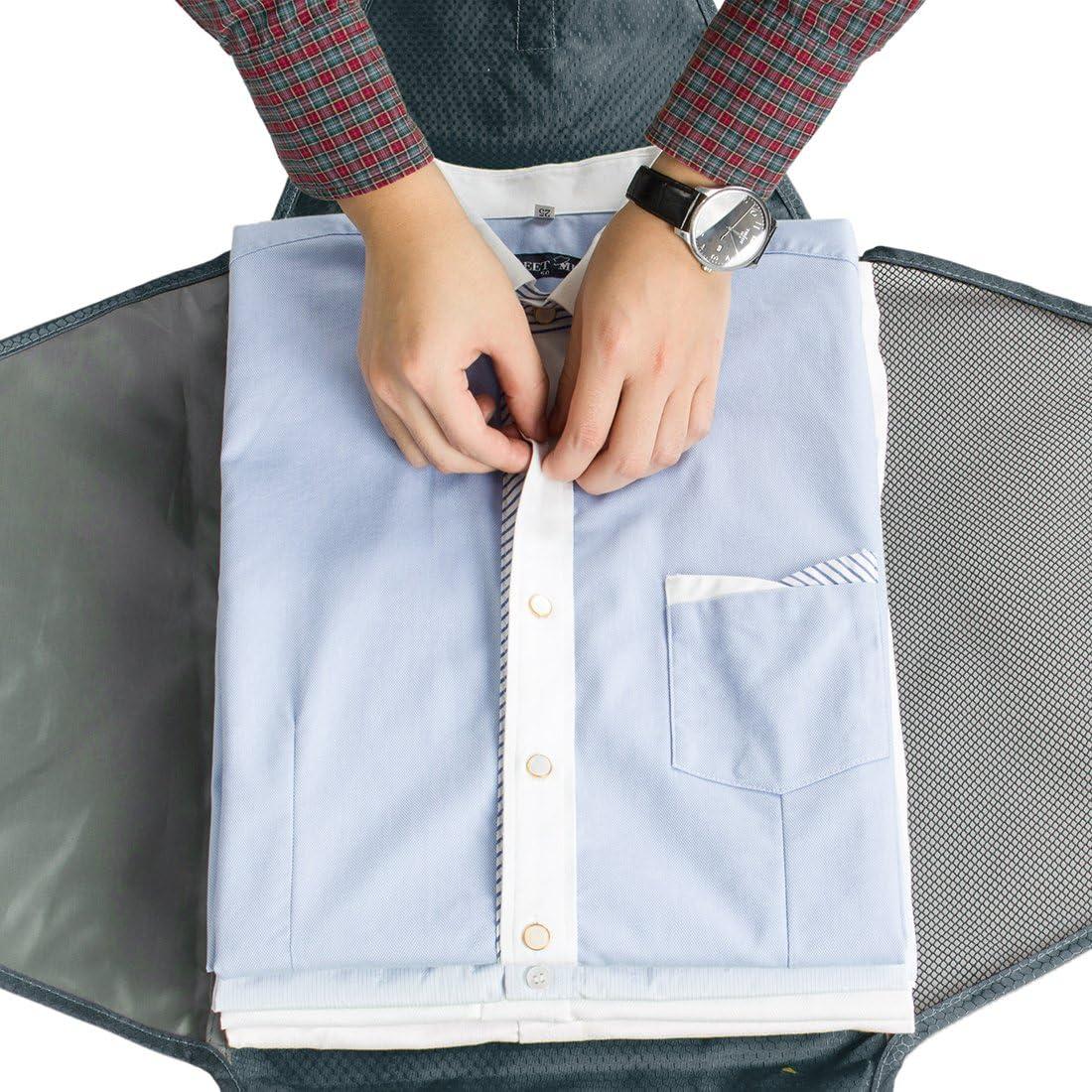 (バッグスマート)BAGSMART ワイシャツケース
