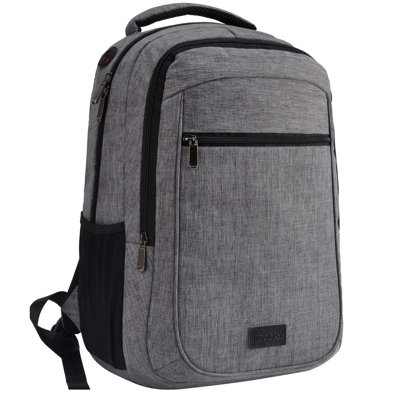 Casual Backpack,Daypack Backpack for Women Men Colleage High School,EDODAY Travel Backpack Daypack (LightGray)