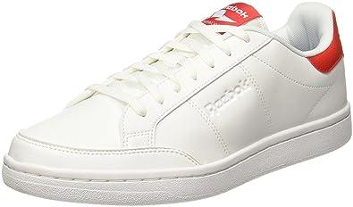 Reebok Herren Royal Smash Sneaker, Sneaker, Sneaker, Weiß (Weiß Primal ROT), 43 EU ... 04ebea