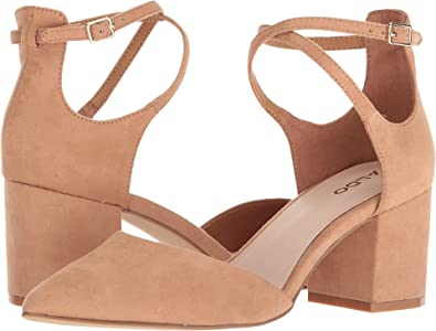 592621afcba Amazon.com | Aldo Women's Brookshear Dress Sandal | Heeled Sandals
