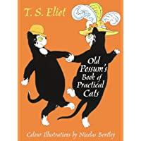 Old Possum's Book of Practical Cats: Colour illustrations by Nicolas Bentley