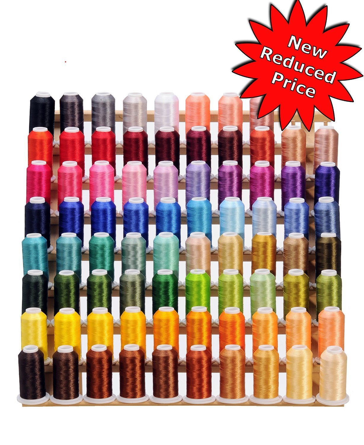 best rated in embroidery machine thread amp helpful customer