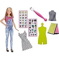 Barbie - (Mattel Dyn93) Emojili Kıyafet Tasarımları