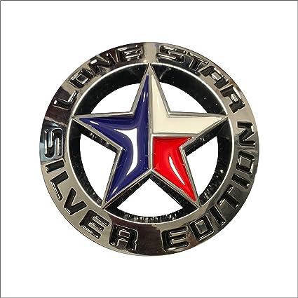 New Chevrolet Tahoe Side Aluminum 3D Letter Name Emblem Decals