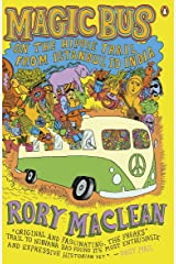 Magic Bus: On the Hippie Trail from Istanbul to India Paperback