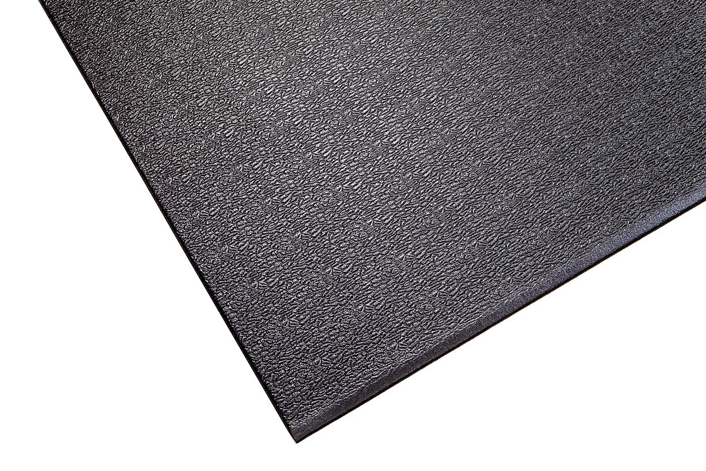 SuperMats High Density Commercial Grade Solid Equipment Mat 24GS Made in U.S.A. for Home Gyms Crossfit Training Flooring Weight Benches (Fоur Расk)