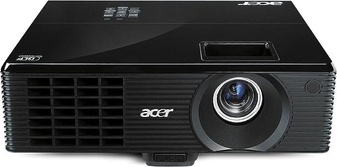 Acer MR.JET11.001 - Proyector digital con puerto HDMI, color negro ...