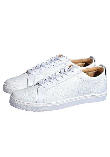 7c25ab8693cf LUKE 1977 Hilton Trainer White  Amazon.co.uk  Shoes   Bags