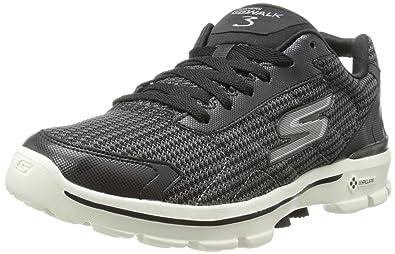 skechers men's go walk 3 fitknit shoe