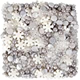Holiday Snowflake Mix Sprinkles, 4.2 Ounces by Wilton