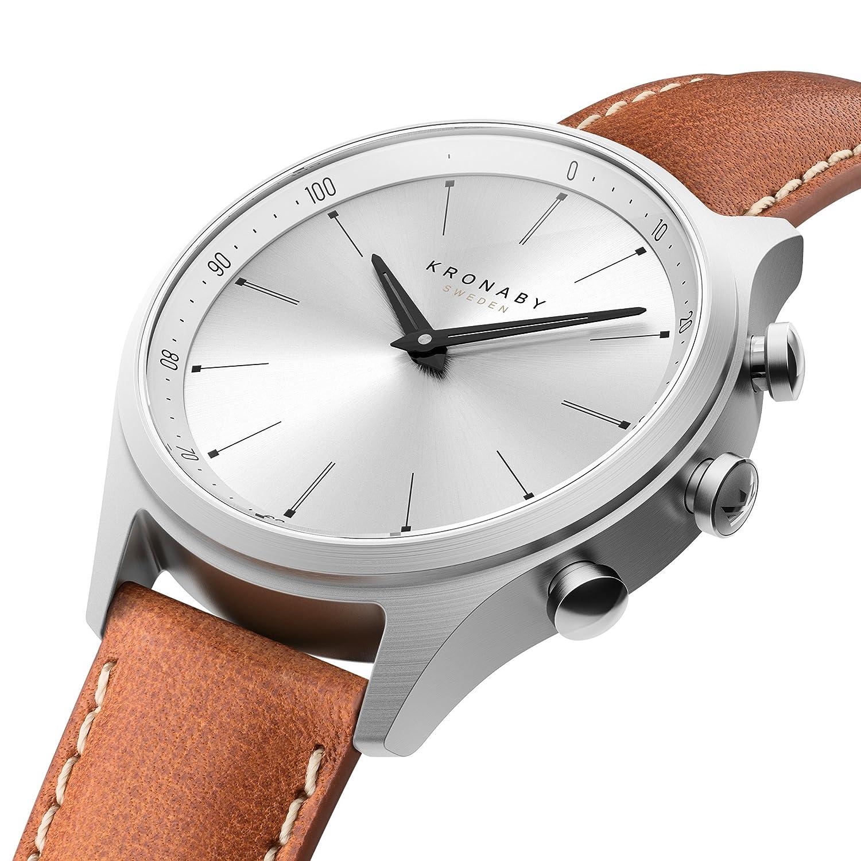 Kronaby Sekel relojes unisex A1000-3125: Amazon.es: Relojes