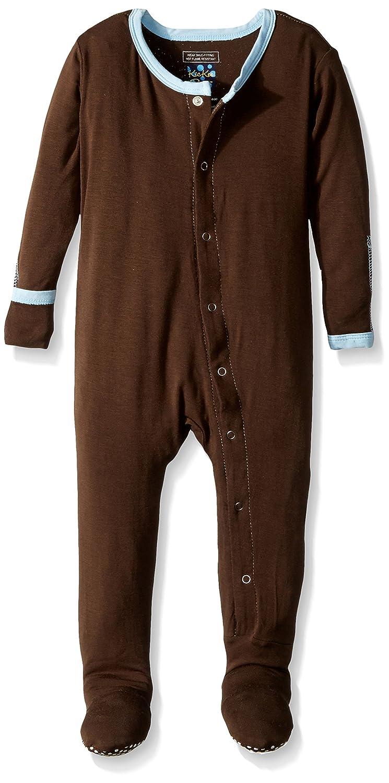 高品質の人気 KicKee Pants Pants 3 SLEEPWEAR Pond ベビーボーイズ B01HJ3ZG5O Bark Pond 3 - 6 Months 3 - 6 Months Bark Pond, セミプロDIY店ファースト:3d27cf00 --- arianechie.dominiotemporario.com