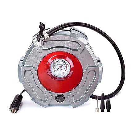 hotpdr Tire inflador eléctrico AUTO bomba de aire portátil ...