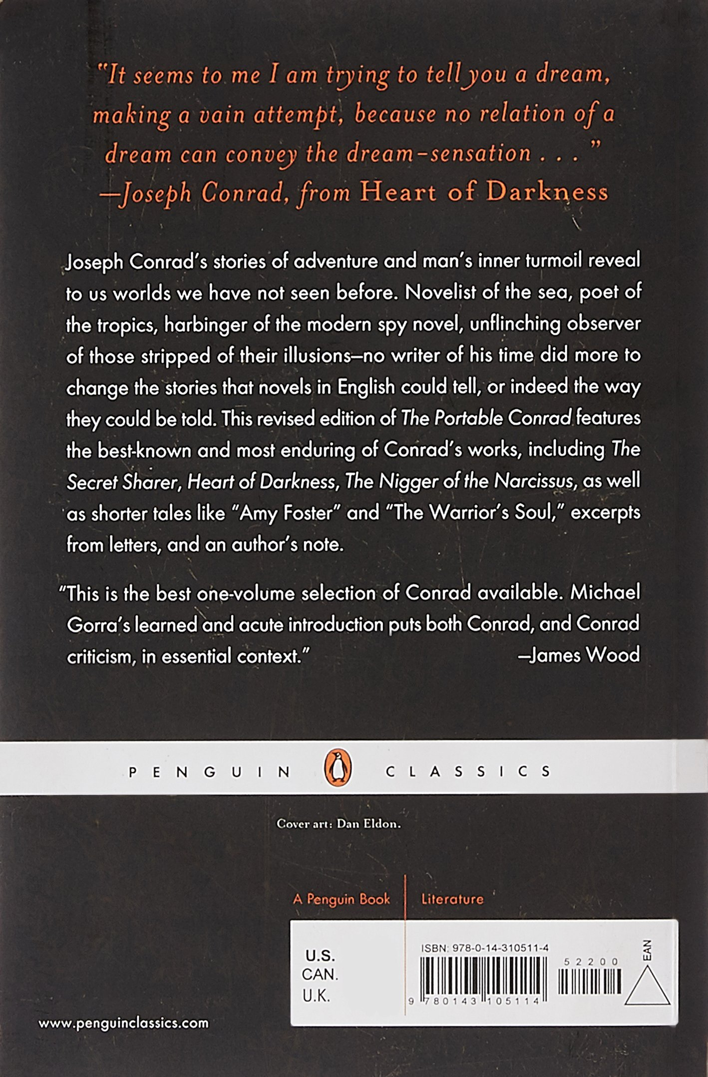 com the portable conrad penguin classics 9780143105114  com the portable conrad penguin classics 9780143105114 joseph conrad michael gorra books