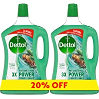 Dettol Pine Healthy Home All- Purpose Cleaner 1.8L Twin Pack At 20% Off