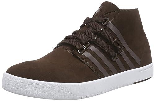 K Swiss Arvee Herren Sneaker Low Billige Braun