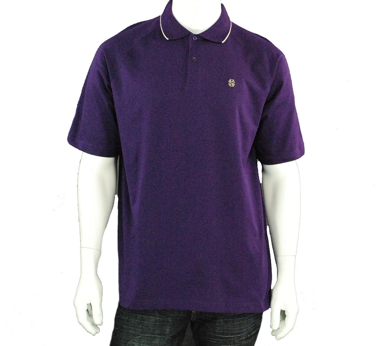 Izod Golf Purple Polo Shirt Golf Size Small At Amazon Mens