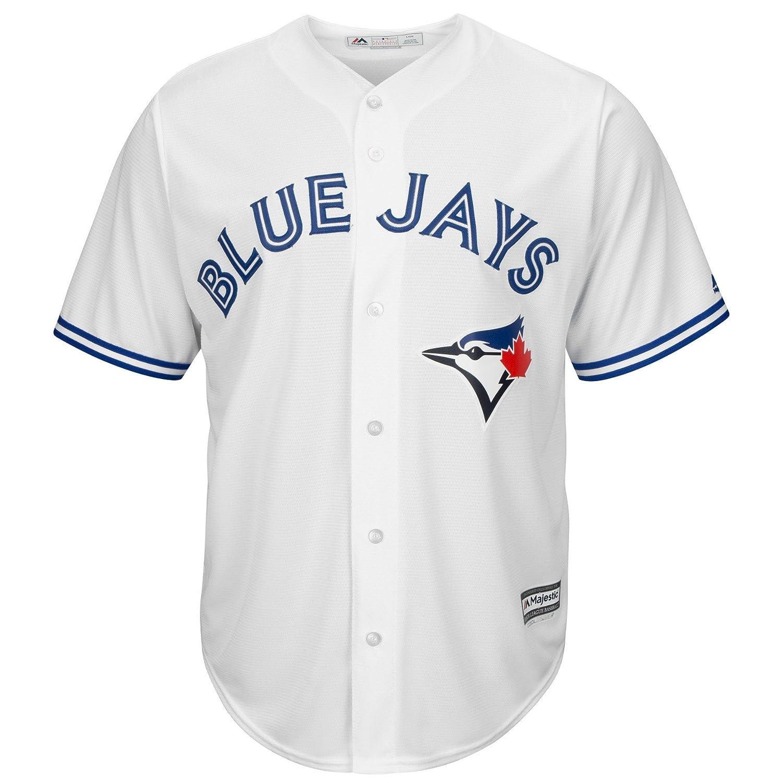 pretty nice b2373 67142 Toronto Blue Jays Home Cool Base Replica Jersey