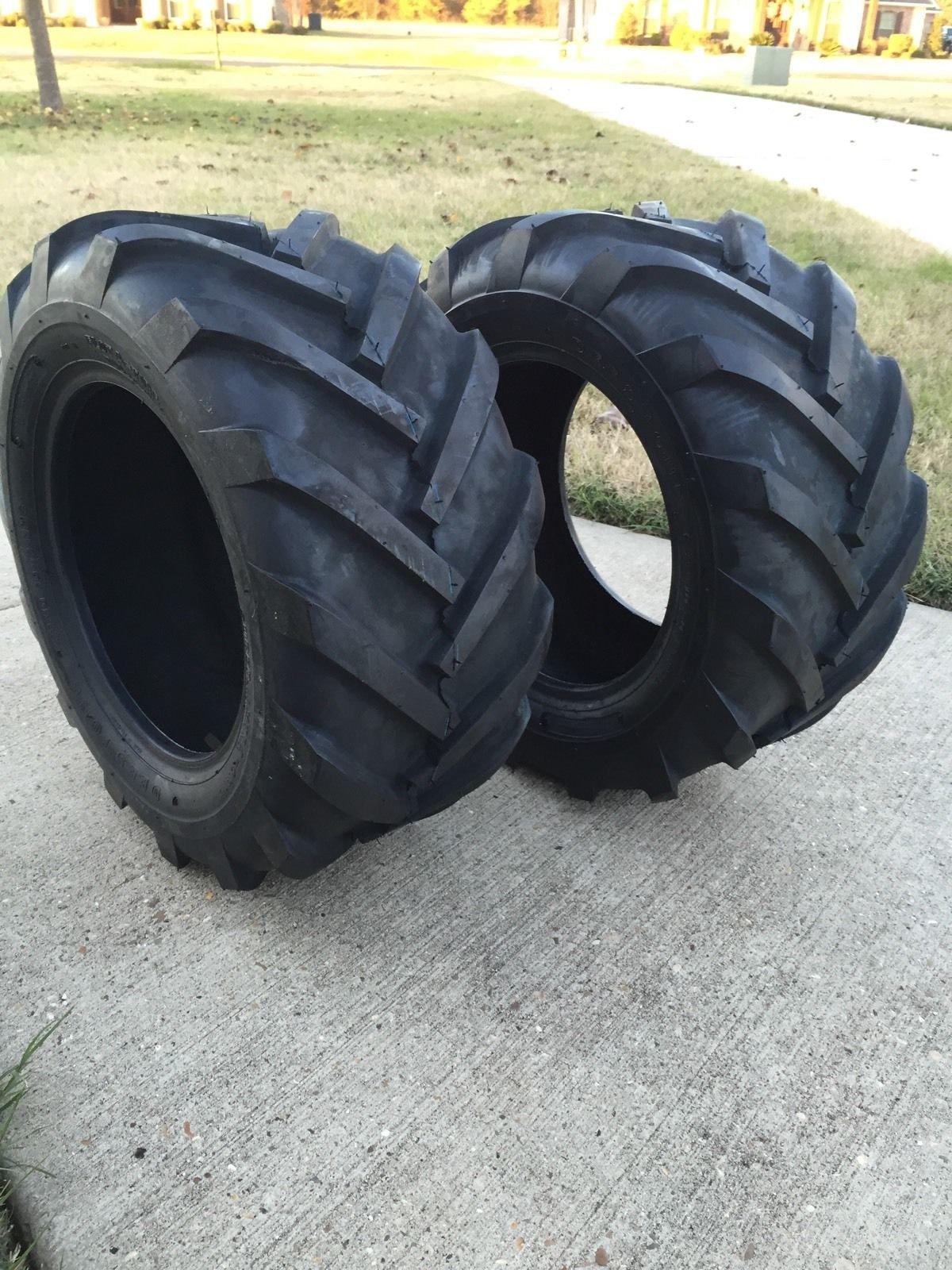 2 - 23X8.50-12 Deestone 6P Super Lug Tires AG DS5241 --P#EWT43 65234R3FA690214