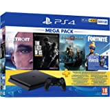 Sony PlayStation 4 500GB Mega Paket PlayStation Konsolu (Sony Eurasia Garantili)
