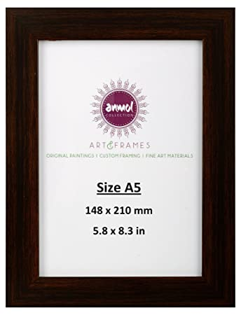 Buy Anmol Art Frames Synthetic Handcrafted Photo Frame A5 26 Cm