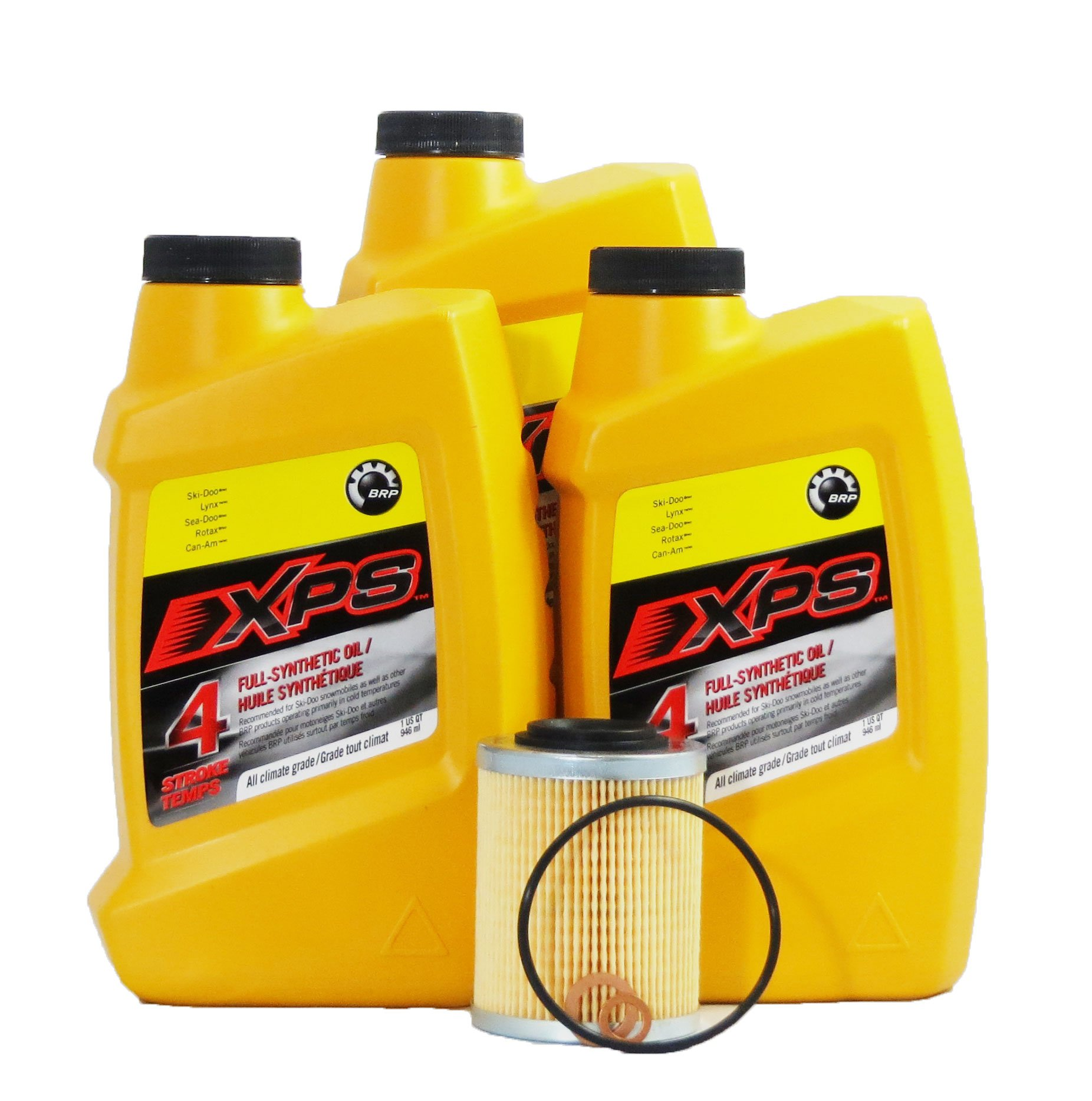 2012 Ski-Doo MX Z Sport 600 ACE Maintenance Kit