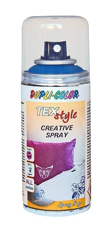 Dupli-Color 319891 Textilspray blau 150 ml