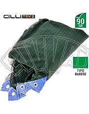 RETE ANTISPINA 10x12 MT - TIPO BARESE / 90 GR. / RETI TELI OLIVE/RACCOLTA OLIVE