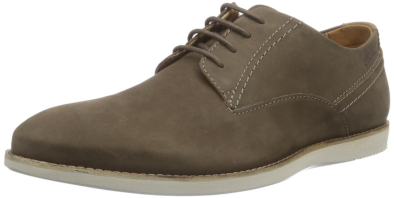 Clarks Franson Plain, Zapatos de Cordones Derby para Hombre