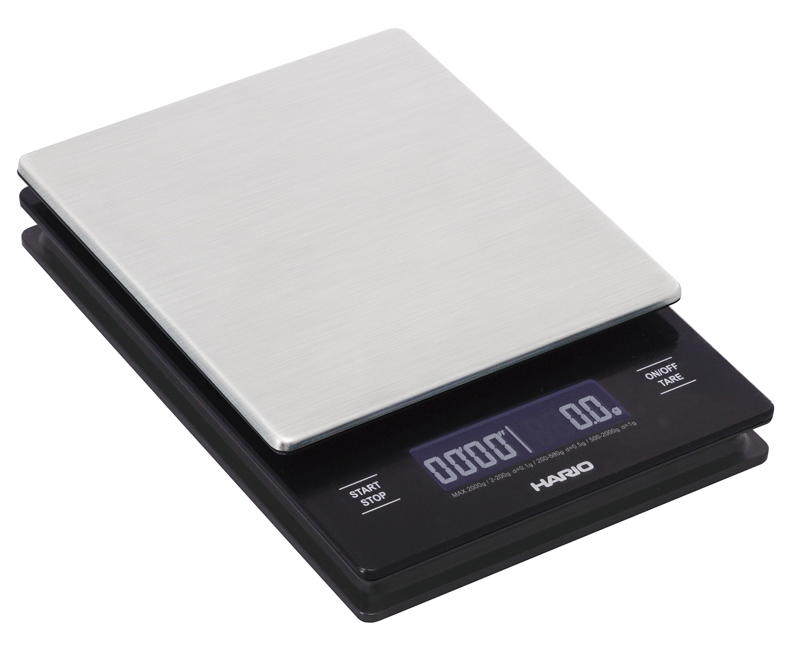 Hario V60 Stainless Steel Drip Scale by Hario