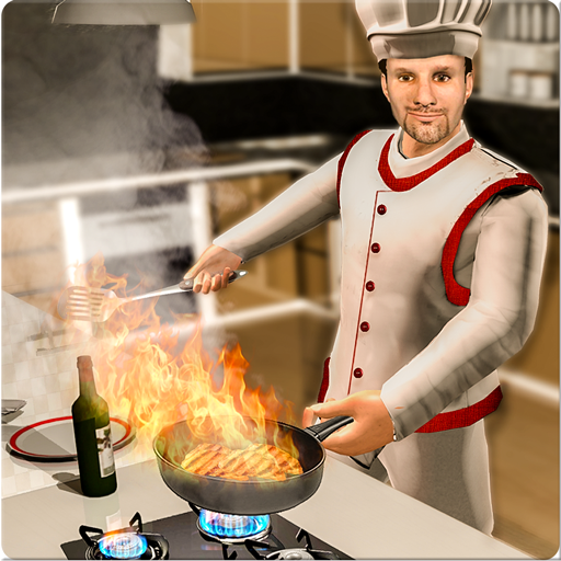 Real Cooking Game 3D-Virtual Kitchen ()