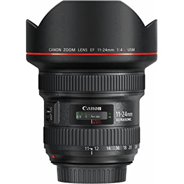 top best EF 11-24mm f/4L USM