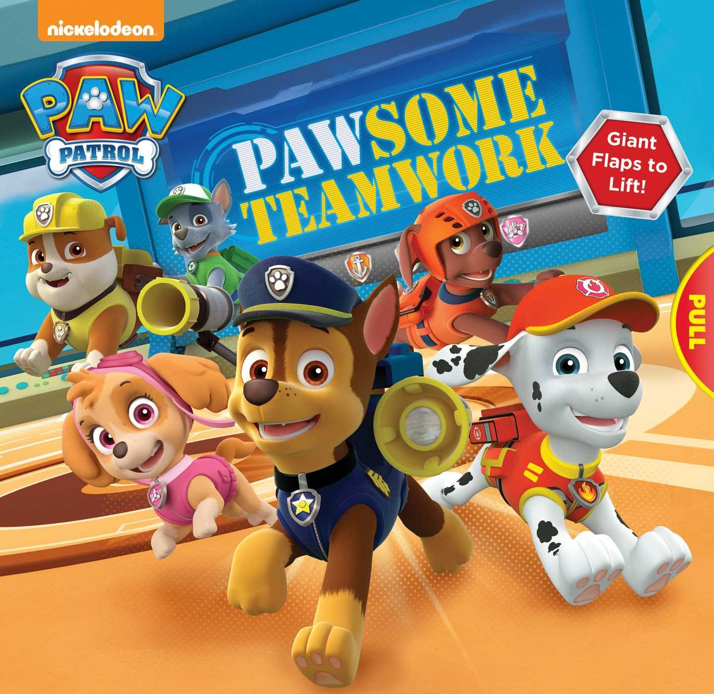 Download PAW Patrol: Pawsome Teamwork pdf