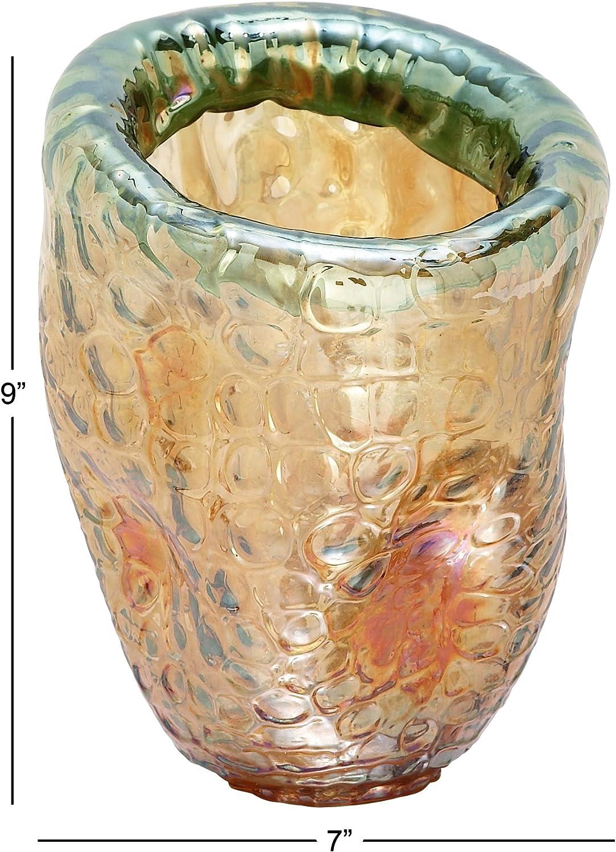7 x 9 Deco 79 79228 Glass Vase